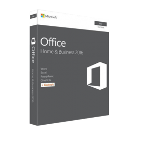 Office 2016 Home and Business pentru MAC, licență electronică