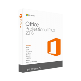 Office 2016 Professional Plus, licență electronică