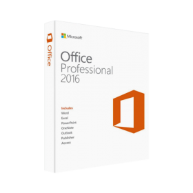 Office 2016 Professional, licență electronică